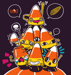 Candy Corn! by ErbMaster