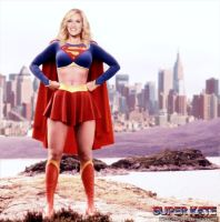Kate Winslet Super Hero by clc1997