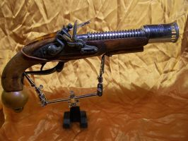 Flintlock Essence Extirpator 1 by xjustinian