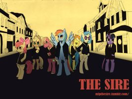 THE SIRE by PeichenPhilip