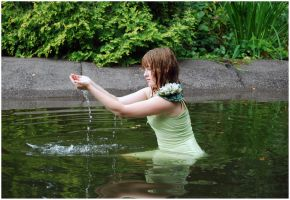 Lady Of The Lake III by Eirian-stock