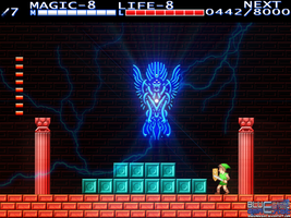 Zelda II HD 08282013 by BLUEamnesiac