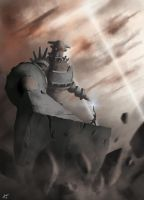 Shadow of the Colossus by Namenlospplal