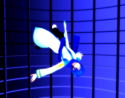 Light in the Database - Kaito by Maximum-Delusion