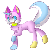 Princess Unikitty by SparklyPies