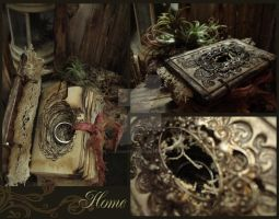 Home - Collage 2 by luthien27