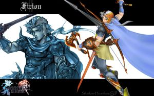 Dissidia Firion Wallpaper by Shadow-Heartless