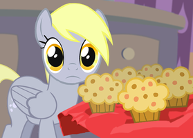 Derpy Can't Muffins by Voodoo-Tiki