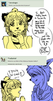 .C-D Answered Asks 2. by Melodious-X