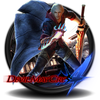 Devil May Cry 4 Icon v2 by Kamizanon