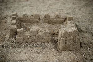 Sand Castle by chirilas