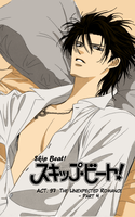 Ren Skip Beat (Manga Page Coloring) by EzmeAG98