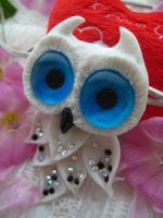 BlueEyes Owlet II by angelicon