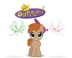 The Fairly ... ehm ... Breezies Oddparents by cxfantasy