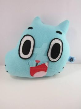 Gumball Plush Pillow by LittleCritters00