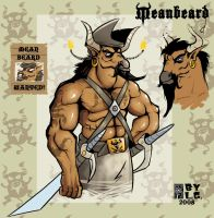 Meanbeard by Garvals