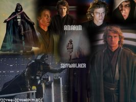 Anakin Skywalker Wallpaper by Siavel