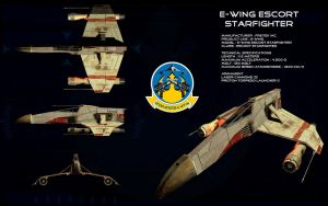 E-wing ortho by unusualsuspex