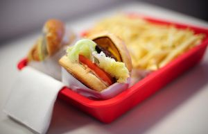 Connies In-N-Out Cheeseburger by lilkoda16