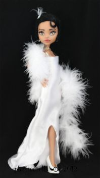 MH repaint 12 CLAWDEEN Jazz Age by phairee004