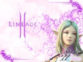 pink lineage II by dbesta02