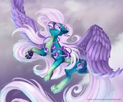 The Wind Dance by francis-john