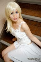 Namine - Kairi's Shadow by CrystalMoonlight1