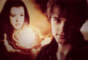 Kol and Willow by extramuse