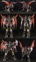 Custom Beast Hunter Predaking by Solrac333