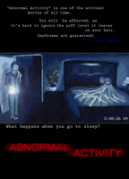 Abnormal Activity by TennisBall0