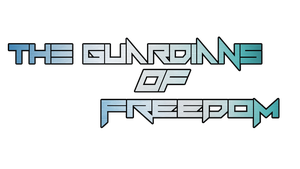 The Guardians of Freedom Logo by DigiRadiance