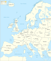 United Earth: Europe by YNot1989