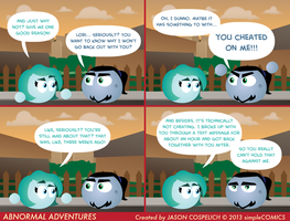AA 0.2 - Rocky Relationship by simpleCOMICS
