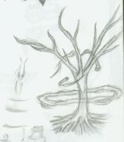 soul tree concept by Wolvanart