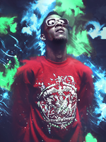 Kid Cudi Smudge by jakim08