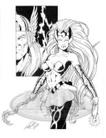 Enchantress Thor by tonyperna