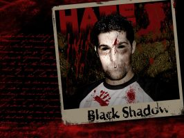 Hate by Black Shadow by CultusSanguine