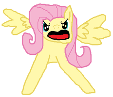 YOUR GOING TO LOVE ME!- Fluttershy by PokeFreak202
