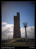 Castle Hill (Holga ) rld 01 dasm by richardldixon