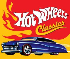 Hot Wheels Packaging by rjonesdesign