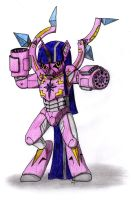 Android Twilight/Steamwing Tactician by Comet-Strike