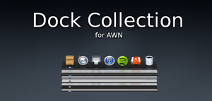 AWN Dock Collection by Aeron-GT