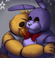 FNAF - A Little Downtime by Atlas-White