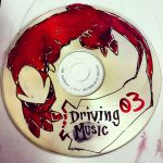 disc 03 Red dragon by wingkei1993