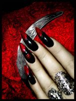 Nails03 - Vendetta by villamyssy