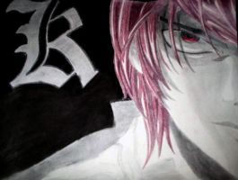 Light Yagami / Kira (Death Note) by joe-seppi