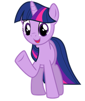 Vector: Twilight Sparkle 58 by EStories