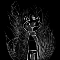 ally cat by lucariotails95