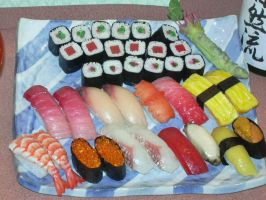 Sushi by GvN