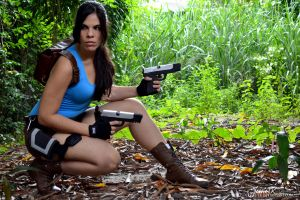 Lara Croft_Alternative costume by Jessie-TR